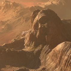 ArtStation - Peace and Tranquility to Mars, Jean-Michel Bihorel