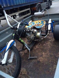 110cc drift trike