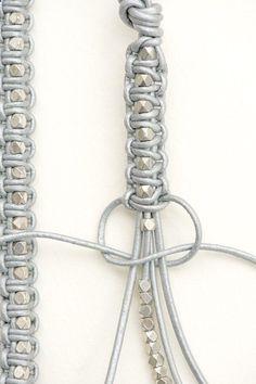 bracelet tutorial ♥