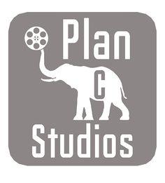 Plan C studios elefant logo