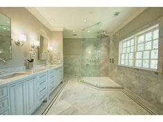 Master Bath from same Atlanta, GA new home