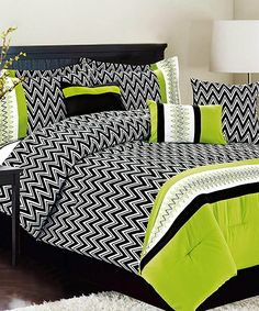 Take a look at this Sage Memphis Comforter Set on zulily today!