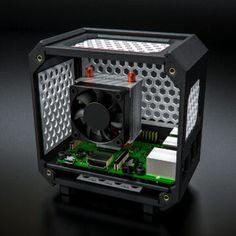 Small Computer, Arduino, Jukebox, 3d Printer, Computers, Raspberry, Tower, Mini, Prints