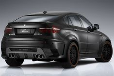 BMW X6 photos, pics, images: The hotest Tuning of BMW X6 M