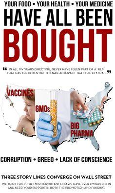 Big Pharma Evil | MAKE YOUR VOICE HEARD
