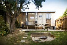 UK Getaway: The Shepherd's Hut for Two