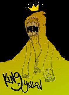 rEY_BITONo king in yellow lovecraft chambers