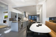 open plan living high ceilings - Google Search