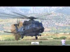 Arrival of 8th ΝΗ-90 TGRA at Megara LGMG Army Airport