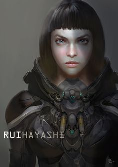 Rui-hayashi by ~MichaelCTY on deviantART