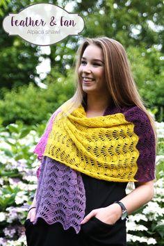 Free crochet pattern: Feather