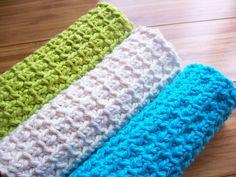 New Spa Cloth Pattern / Crochet Wash cloth , Washcloth / Crochet Dishcloth