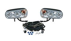 Snowplow Dual Beam Halogen Headlamp Light Kit for Western Boss Meyer Fisher Blizzard Curtis > Fits Many Different Makes & Models High Quality Commercial Grade Includes Everything Pictured Check more at http://farmgardensuperstore.com/product/snowplow-dual-beam-halogen-headlamp-light-kit-for-western-boss-meyer-fisher-blizzard-curtis/