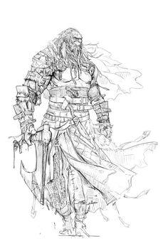orc, u danja (genicool) on ArtStation at https://www.artstation.com/artwork/orc-ef7cb8cd-66f6-480c-afd0-109515da80e8