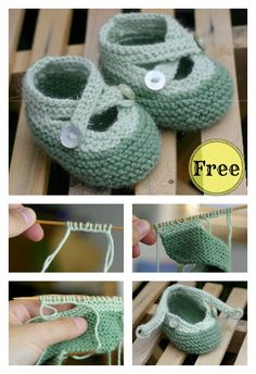 Cute Saartje's Booties Free Knitting Pattern Knitting for babies is delightful. You can knit adorable booties with the Booties Free Knitting Pattern. They are great as baby shower or newborn gifts. Baby Knitting Patterns, Baby Cardigan Knitting Pattern Free, Baby Booties Knitting Pattern, Baby Shoes Pattern, Booties Crochet, Crochet Baby Shoes, Crochet Baby Booties, Easy Knitting, Knitted Baby