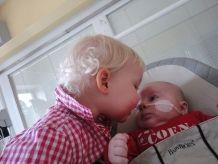 Het einde is in zicht, nu nog weer vertrouwen krijgen. >> Lees hier het hele verhaal: http://www.kinderfonds.nl/huis-groningen/het-huis/ouders-vertellen/vier-maanden-het-ronald-mcdonald-huis#sthash.4oa1xIkI.dpuf