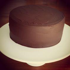 #glutenfree #dairyfree Celebration Chocolate Cake