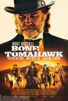 """Bone Tomahawk"" director explains how he got Kurt Russell back on a horse — exclusive poster | EW.com"