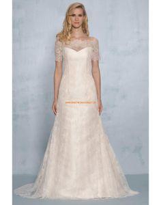 Aparte Exklusive Hochzeitskleider aus Spitze