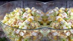 Legendárny Krakovský syrový šalát: Stačí iba premiešať a máte jeden fantastický obed – dávam ho aj na chlebíčky! Fun Easy Recipes, Easy Meals, Czech Recipes, Ethnic Recipes, Appetizer Recipes, Salad Recipes, Healthy Snacks, Healthy Recipes, Vegetable Recipes