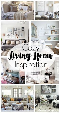 Cozy Living Room Inspiration Get Comfy This Fall And Winter With