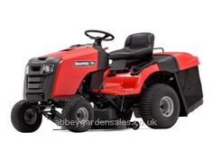 "Ride-on Mowers : Snapper Ride on Mowers : Snapper ERPX1838RDF 38"" Intergral Collector Garden Tractor"