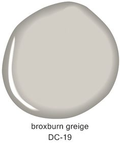 Broxburn Greige DC-19, from the @darrylcarter Collection by Benjamin Moore