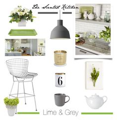 """The Scented Kitchen"" by barngirl ❤ liked on Polyvore featuring interior, interiors, interior design, home, home decor, interior decorating, Tom Dixon, Tommy Mitchell, Emile Henry and Royal Doulton"