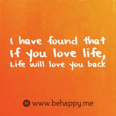 <3 lovin' every minute of my life too!!!!