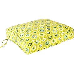 Outdoor Pattern Deep Seating Bottom Cushion, Multiple Patterns Outdoor Deep Seat Cushions, Patio Cushions, Outdoor Blanket, Types Of Furniture, Mold And Mildew, Outdoor Furniture, Outdoor Decor, Beach Mat, Ottoman