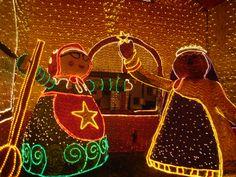 Navidad Medellín 2010. Alumbrado Navideño. Navidad