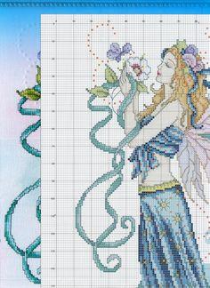 Blue Fairy 3/6