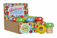 Mushroom Kaleidoscope Viewer