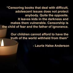 Book banning/censorship essay help?