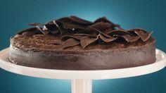 O 'bolo melequento' é fofinho e cremoso, tal qual uma mousse