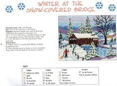 Winter at the Snow Covered Bridge da3ca7b1b886e890696bb5d734fb45ec.jpg (3354×2490)