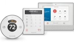 Honeywell Debuts Lyric Home Security with Voice Control. #SmartHome #HomeAutomation #ConnectedHome