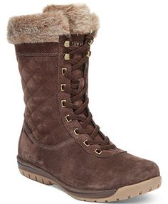e203f17e3870 Helly Hansen Eir 4 Faux-Fur Boots-Macy s Winter Boots On Sale