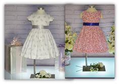 vestidos de niñas  39.90 euros  www.petitsrois.com