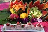 Hawaiian Luau Party | Food and Drink Ideas