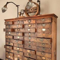 I saw one of these yesterday at a local antiques dealer. Oooooh'd and aaaaaah'd over it for most of the time I was there....LOL.  Would have brought it home if I could have afforded it.
