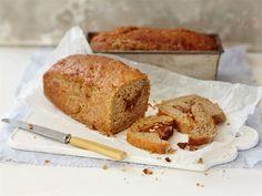 Banaanileipä Kefir, Banana Bread, Food And Drink, Baking, Sweet, Desserts, Bread Making, Patisserie, Backen