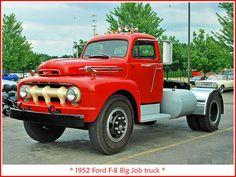 1952 Ford F-8 Big Job by sjb4photos, via Flickr