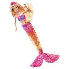 """Barbie in a Mermaid Tale 2 Doll - Merliah - Mattel - Toys""""R""""Us"""