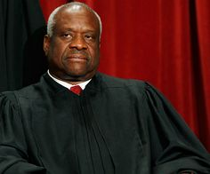 Image: Justice Clarence Thomas Hailed as No. 1 Originalist in SCOTUS History