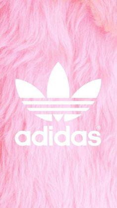 Android Wallpaper - Pink Fluffy Adidas Wallpaper - Iphone and Android Walpaper Adidas Iphone Wallpaper, Nike Wallpaper, Tumblr Wallpaper, Cool Wallpaper, Adidas Backgrounds, Cute Backgrounds, Cute Wallpapers, Iphone Wallpapers, Whatsapp Pink