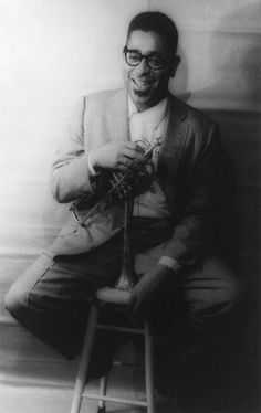 Dizzy Gillespie Cool Jazz, South Carolina, Dizzy Gillespie, Classic Jazz, Jazz Club, Harlem Renaissance, Jazz Music, Famous Faces, Famous People