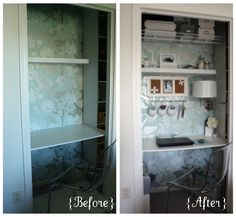IHeart Organizing: August Featured Space: Bedroom - Conquering Closets {part 3}