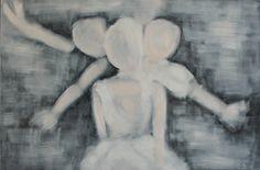 "Saatchi Art Artist Min Zou; Painting, ""Happiness"" #art"