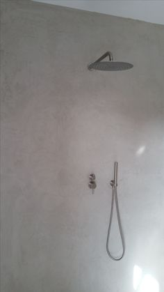 Dusche Ohne Fliesen Ohne Fugen Mit Mineralischen Kalk-edelputz ... Dusche Fliesen Fugenlos
